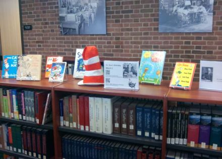dr. seuss display