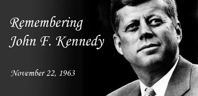 Remembering JFK 11-22-1963