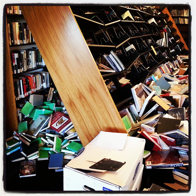 stack crash books