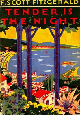 book cover tender is the night