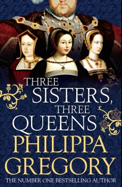 book cover three sisters three queens